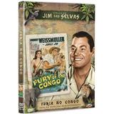 Dvd - Jim Das Selvas - Fúria No Congo - Lacrado - Classiclin