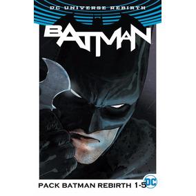 Pack Hqs Batman Renscimento Pt-br