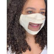 Máscaras De Proteção Acessíveis Com Visor