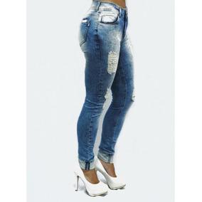 Calça Jeans Feminina Marca Indulto Jeans