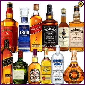 Licor Whisky Escoces Whiskey Americano Fernet Coñac Hennessy