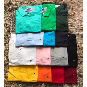 Camisa Polo Tommy Hilfiger Importada Original Masculina