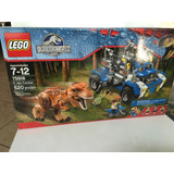T Rex Tracker Lego Jurassic Park 75918 520piezas