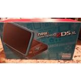 Consola New Nintendo 2ds-xl Azul Nuevo Garantia
