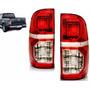Par De Lanterna Traseira Toyota Hilux 2012 2013 2014 2015