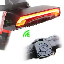 Luz Trasera Direccionales Control Inalámbrico Led Laser Usb