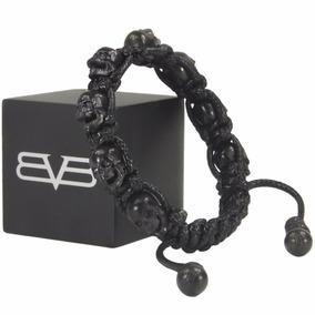 Bomberg Skully Bracelet Swarovski Grande Black M13 Diego Vez