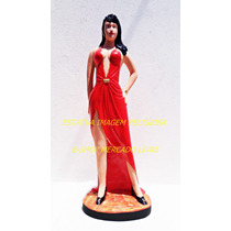 Pombagira Maria Padilha Cabaré Imagem 60cm Estatua Gesso Br