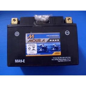 Bateria 9ah Amperes Ma9-e Honda Cbr 900 Rr 93/99 - Moura