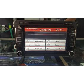 Central Multimidia Jetta Amarok Tiguan Original M1 Phonelink