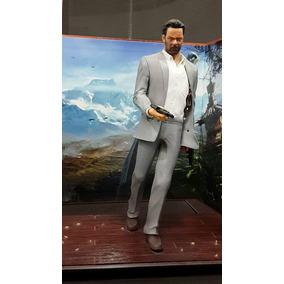 Estatueta Action Figure Max Payne