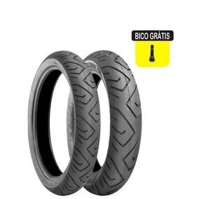 Par Pneu 140/70-17 E 110/70-17 Technic Cb300 Twister Fazer L