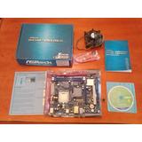 Board Asrock G41mvs3 Computador Con Procesador Y Disipador