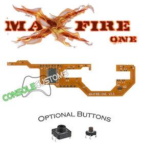 Flex Chip Rapid Fire Xbox One Rapidfire 50+ Mods Max Fire