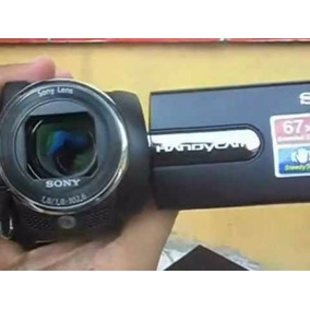 Filmadora Sony Handycam Dcr-sx21 Standard Definition Lcd 2.7