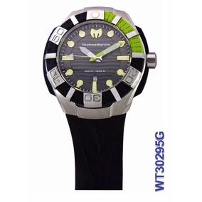 Relógio Masculino Technomarine Wt30295g Cinza