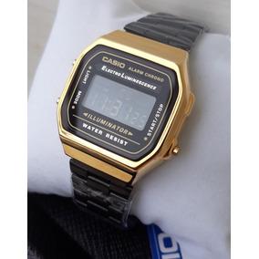 9f576f58f85cd Relogio Casio A168wa1wdf - Relógios De Pulso no Mercado Livre Brasil