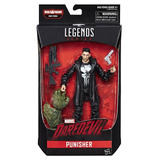 Marvel Knights Punisher Figura 6 Pulgadas