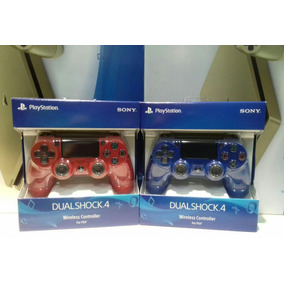 Controles Azules O Rojos Ps4