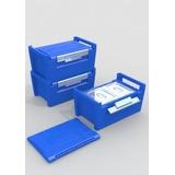 Hot Box Hotbox Caixa Térmica 30 Litros P/ Cuba Gn Aço Inóx