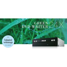 Gravador Dvd-rw Asus Drw-24f1mt Interno Dual-layer Sata