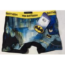 Batman Boxer Original Para Niño Talla Grande Envio Gratis