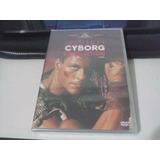Cyborg - O Dragão Do Futuro - Damme - Lacrado - Frete 6,00