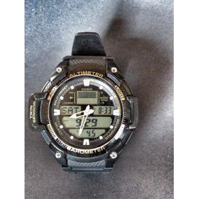 bf641a7e8bd Casio Sgw 600h Altimeter Barometer - Relógios De Pulso