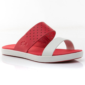 Sandalias Natoy Red Lacoste Sport 78
