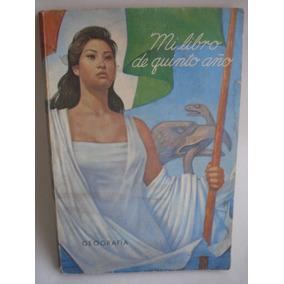 Antiguo Libro De Primaria De Coleccion Buen Estado