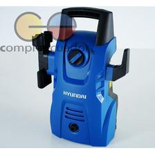 Hyundai Hidrolavadora 120 Bar 1700w 6 Lt/min 110v 60hz