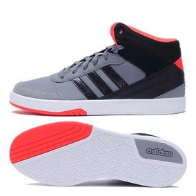 5764f6a0371 Tenis Adidas Bounce Cinza Original Novo Melhor Preço Do Ml - Tênis ...