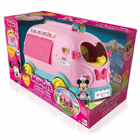 Camion De Dulces Minnie Disney