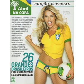 Revista Placar - Edição Copa Do Mundo - Nº 1379 - Jun/2013