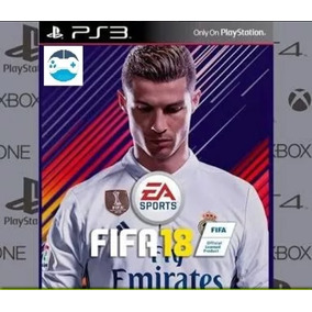 Fifa 18 Ps3 Midia Digital Narrado Portugues