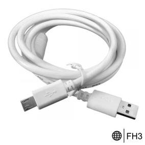 Cable Micro Usb V8 Reforzado Carga Rapida Celular Mayoreo