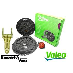 Kit Embreagem Com Garfo Ducato 2.3 Multjet Valeo 232528