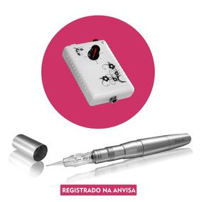 Kit Dermografo Sharp 300 Pro + Controle Analógico Baby