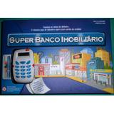 Banco Imobiliario Super Carros Maq Cartao Debito E Credito