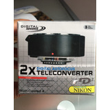 2x Teleconverter Digital Autofocus