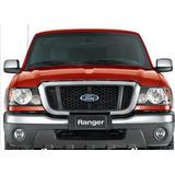 Parrilla Ford Ranger C/emblema Cromada