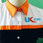 Camisas Uniformes Dama Caballero Bordado