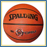 Spalding Balon De Basket Goma Storm #7 Ss99