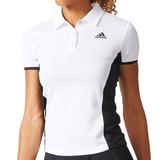 Playera Polo Tennis Court Mujer adidas Aj6067