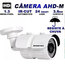 Camera Externa Ahd-m 1.3mp 720p Full Hd 1/3 Infravermelho