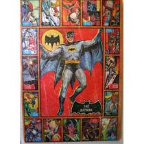 Poster De Batman Enmarcado De Los Comics