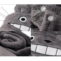 Totoro Poncho Capa Original Mi Vecino Cosplay Estudio Ghibli