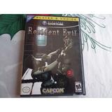 Resident Evil Seminuevo Game Cube Estado De Coleccionista