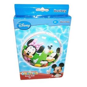 Pelota De Playa De Mickey Bestway