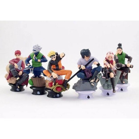 Kit Com 6 Pçs Naruto Uzumaki